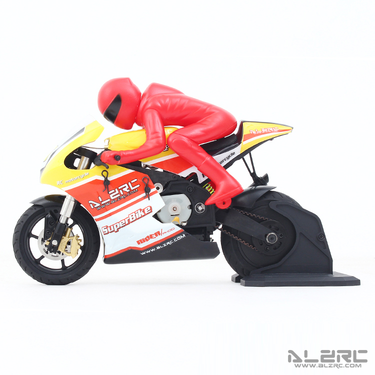ALZRC - RIDER R-100 1/10 Scaled RC Motorcycle