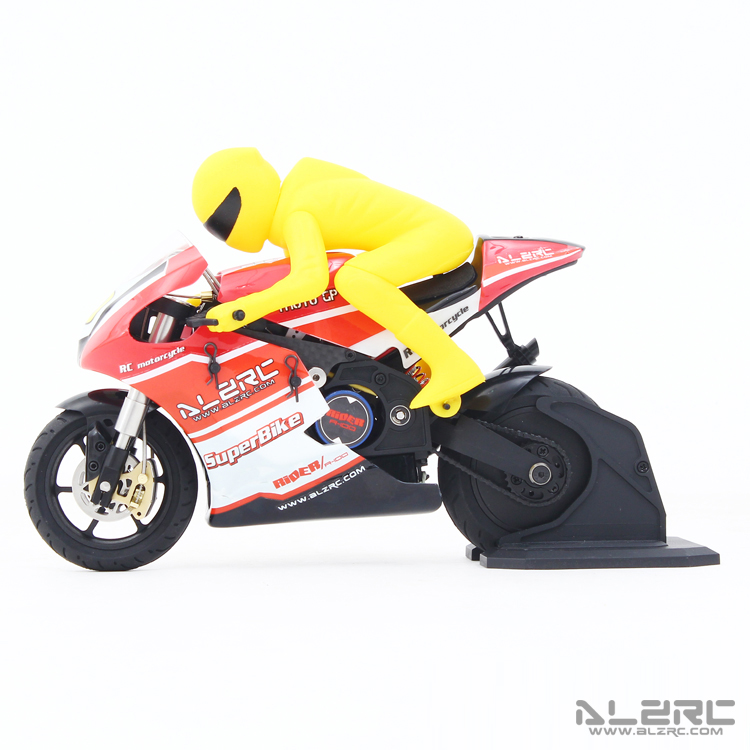 ALZRC - RIDER R-100S 1/10 Scaled RC Motorcycle