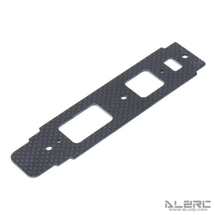 ALZRC - Devil 465 RIGID 碳纤主体底板 - 1.6mm