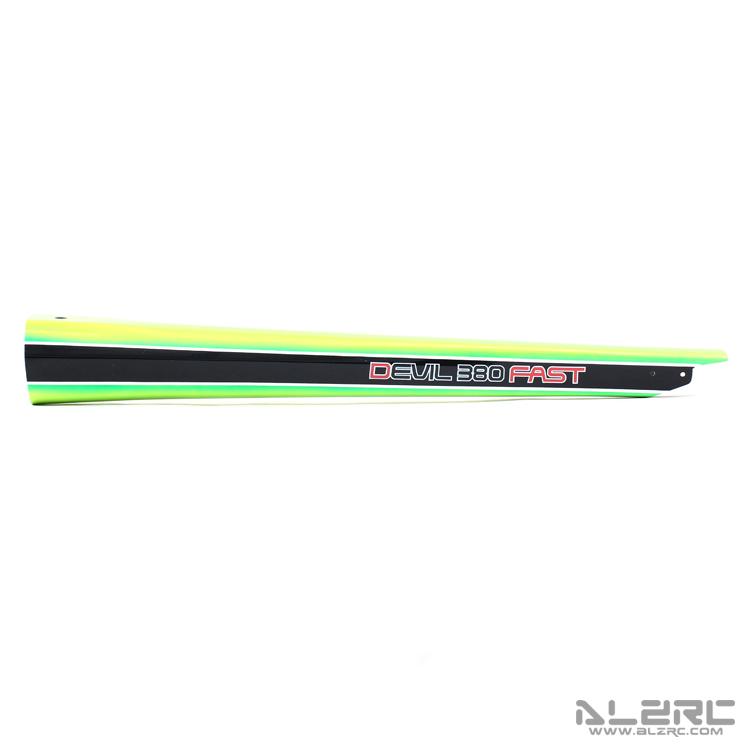 ALZRC - Devil 380 FAST 碳纤彩绘尾管/SD