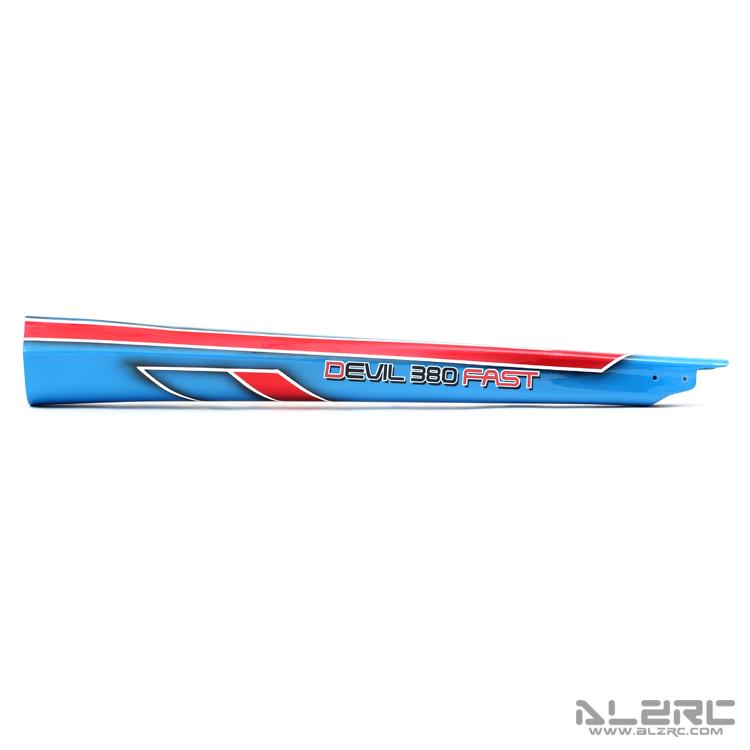 ALZRC - Devil 380 FAST 碳纤彩绘尾管/SC