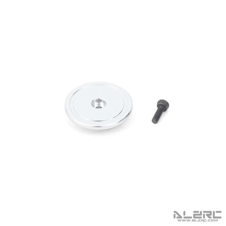 ALZRC - Devil 480 RIGID SDC/DFC 金属旋翼头制动器/银