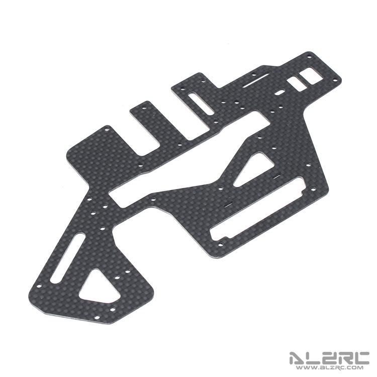 ALZRC - Devil 480 RIGID 碳纤主体侧板/1.2mm