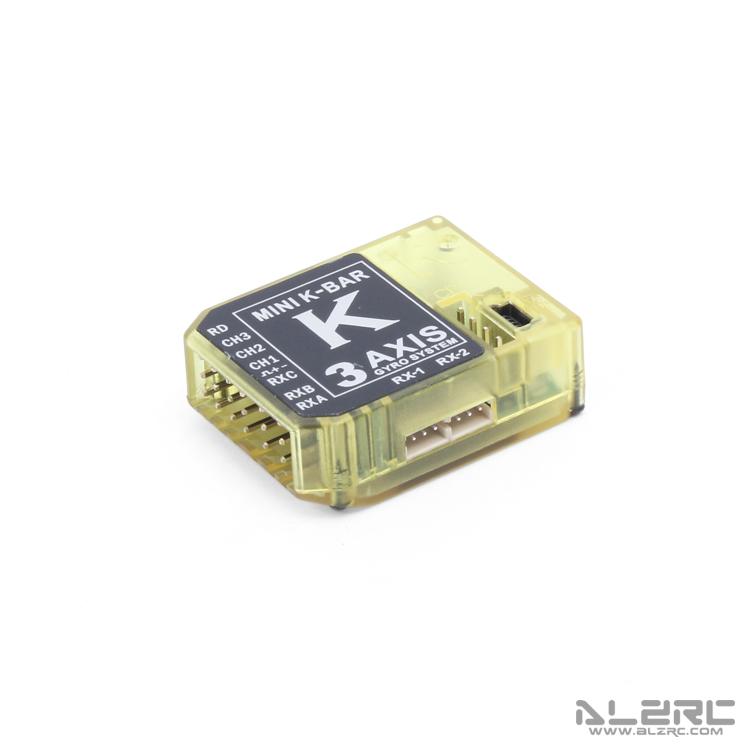 ALZRC - MINI K-BAR V2 3-Axis Gyro System