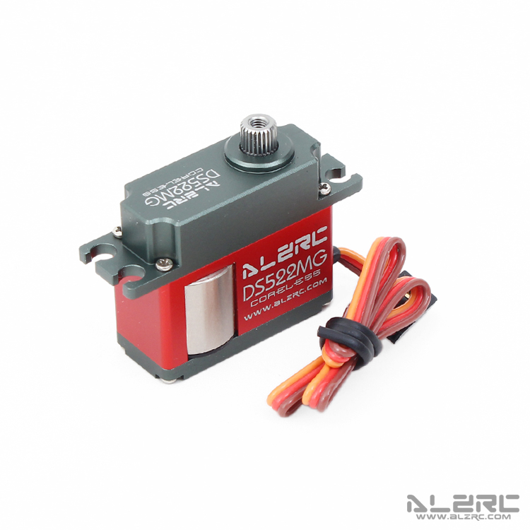 ALZRC - DS522MG CCPM Medium Digital Metal Servo