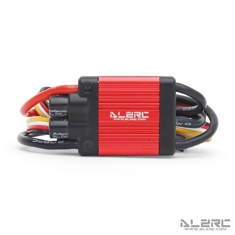 ALZRC - Brushless ESC - Platinum - 60A V4
