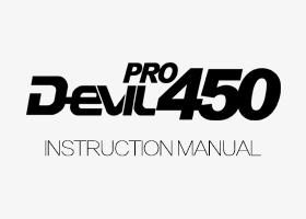 ALZRC - DEVIL 450 Pro V2 Instruction Manual