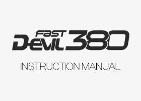 ALZRC - Devil 380 FAST Instruction Manual