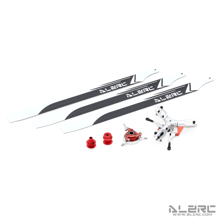 ALZRC - Devil 380 FAST TBR Upgrade Set