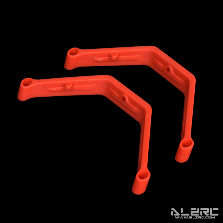 ALZRC - Devil 450 SDC/DFC Landing Skid - Orange