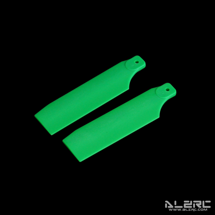 ALZRC - Devil 450 Tail Blade - Green