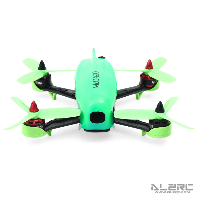 ALZRC - Mr.Q 190 Racing Quadcopter - Combo