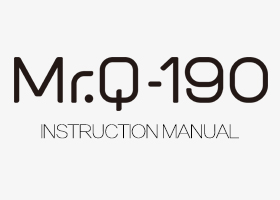 ALZRC - Mr.Q 190 Racing Quadcopter Instruction Manual
