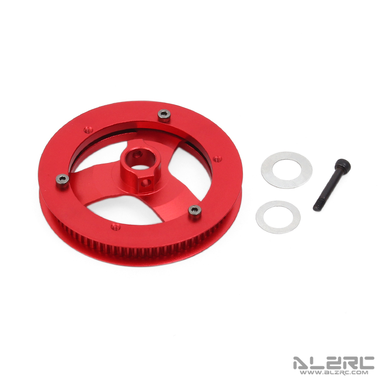 ALZRC - Devil 420 FAST Front Tail Pulley - 80T