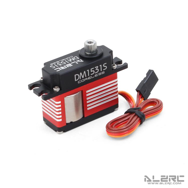ALZRC - DM1531S CCPM Medium Digital Metal Servo