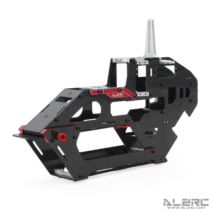 ALZRC - Devil 500 RIGID New Body Assembly