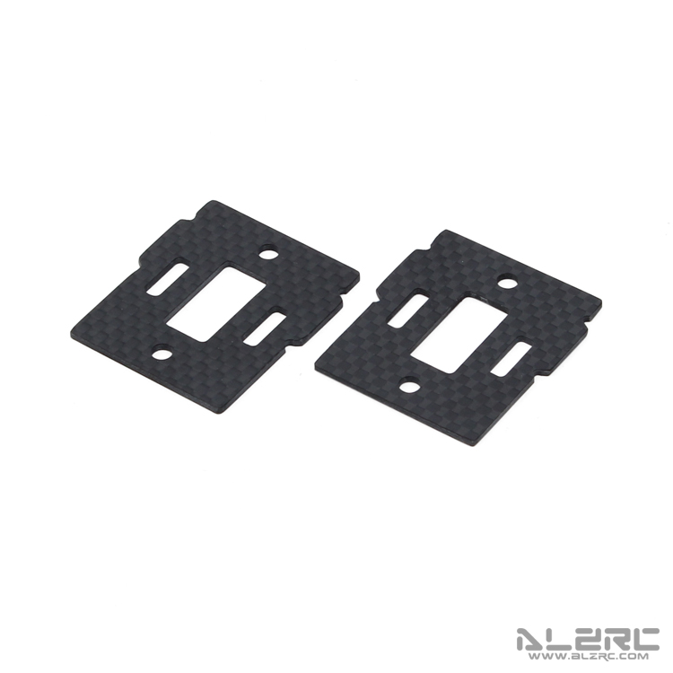ALZRC - Devil 500 RIGID Carbon Fiber Gyro Mount - 1.5mm