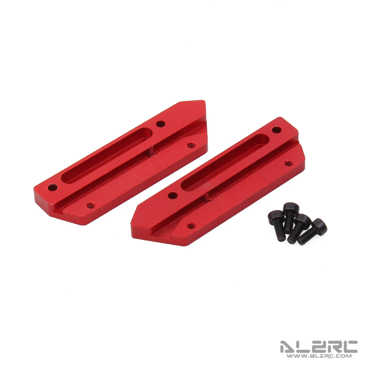 ALZRC - Devil 500 RIGID Battery Slider Mount