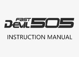 ALZRC - DEVIL 505 FAST Instruction Manual