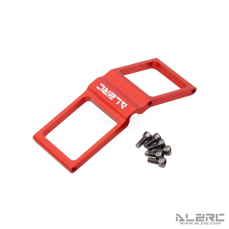 ALZRC - Devil 505 FAST Tail Strengthen Part - Red