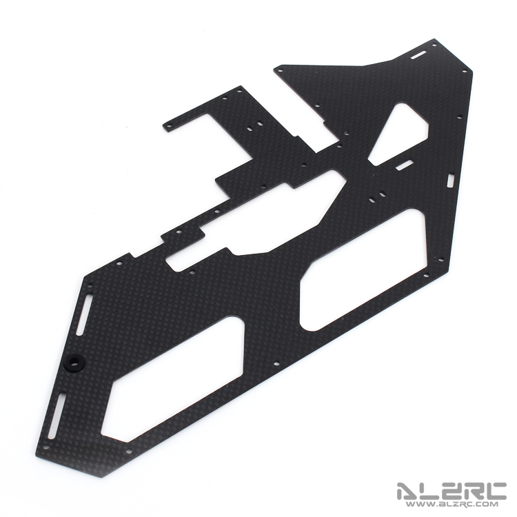 ALZRC - Devil X5 Carbon Fiber Main Frame - 1.5mm - Right