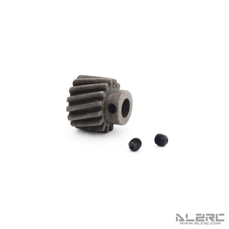 ALZRC - Devil X5 5.0mm Motor Pinion Helical Gear 15T