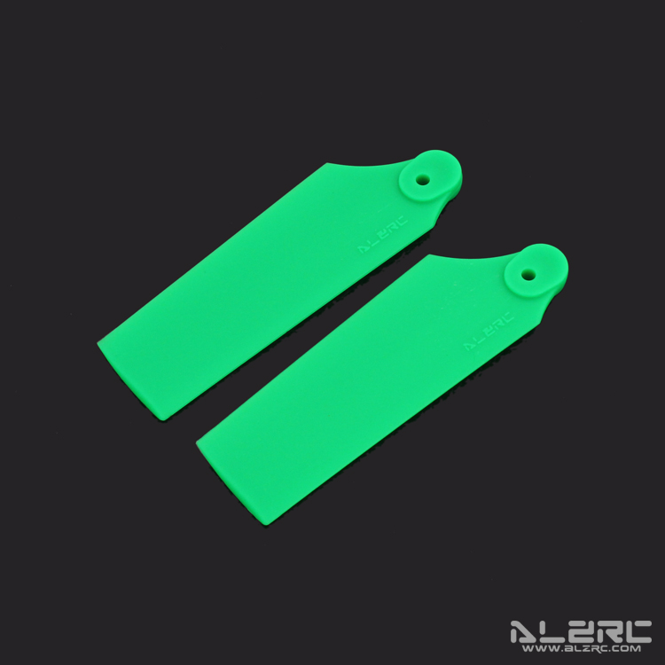 ALZRC - Devil X5 Tail Blade - Green