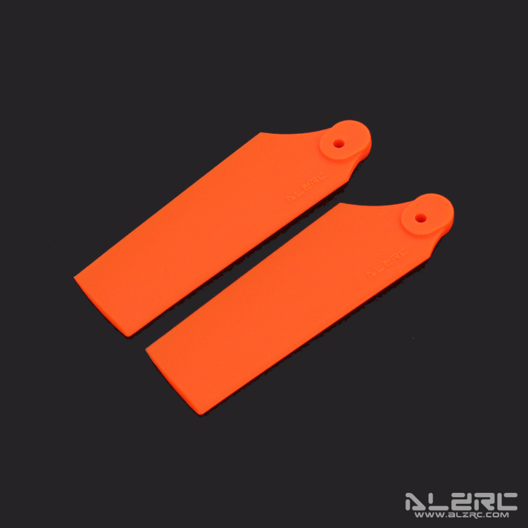 ALZRC - Devil X5 Tail Blade - Orange