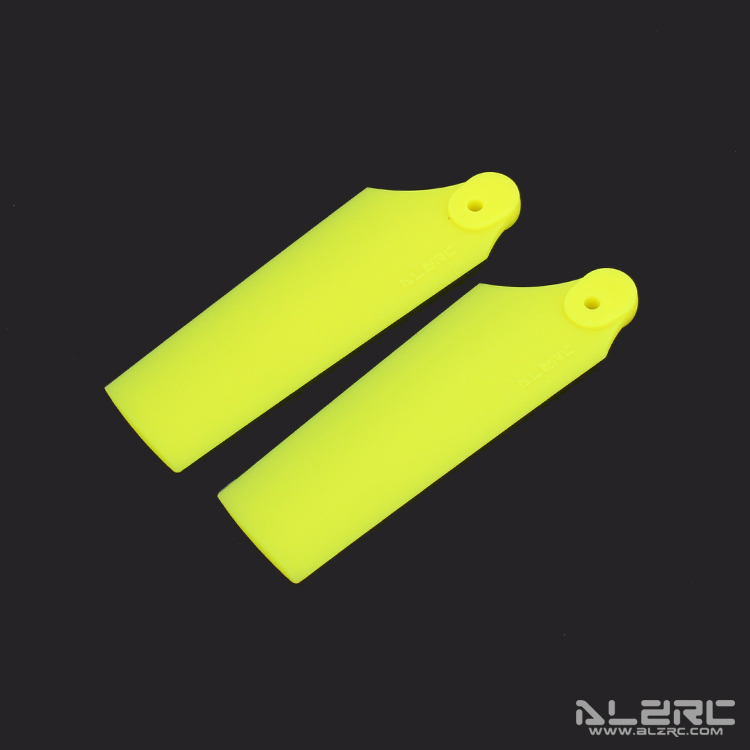 ALZRC - Devil X5 Tail Blade - Yellow
