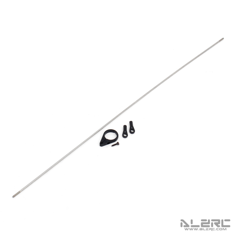 ALZRC - Devil X360 Tail Control Rod Set - Belt Version - 380mm