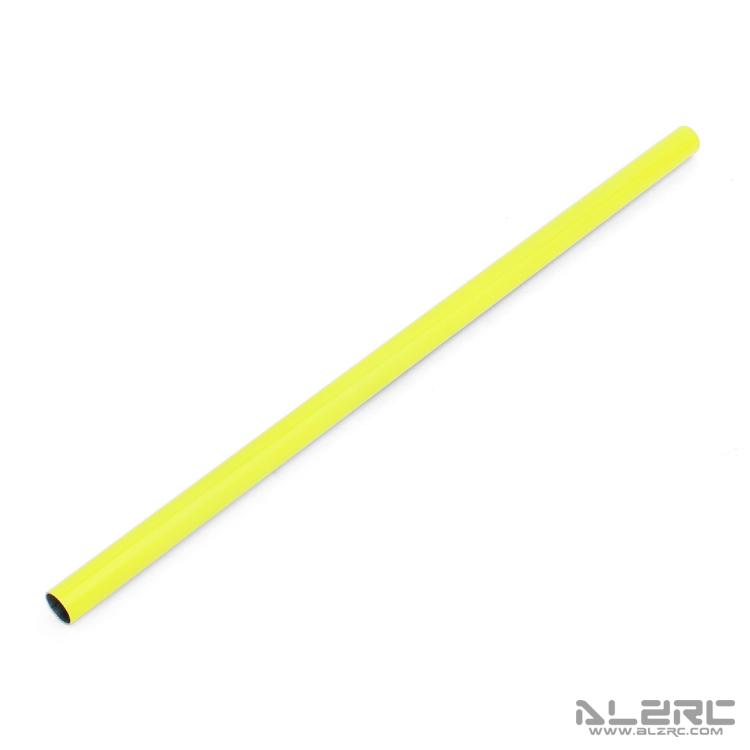 ALZRC - Devil X360 Painting Tail Boom - Belt Version - 400mm - Yellow