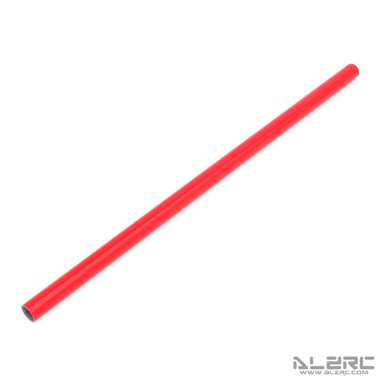 ALZRC - Devil X360 Painting Tail Boom - Belt Version - 400mm - Red