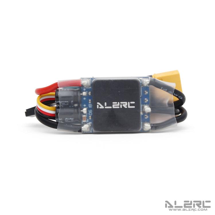 ALZRC - Brushless ESC - Platinum - 50A V4