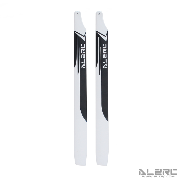 ALZRC - 碳纤主旋翼 - 420mm - 普及型