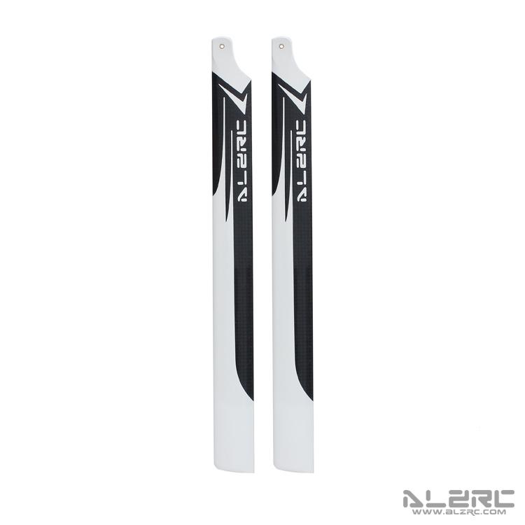 ALZRC - 碳纤主旋翼 - 370mm - 普及型