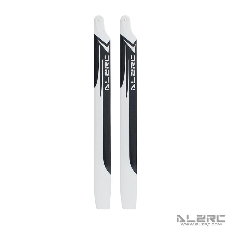 ALZRC - 碳纤主旋翼 - 380mm - 普及型