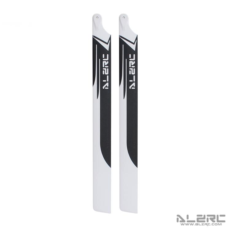ALZRC - 碳纤主旋翼 - 505mm - 普及型