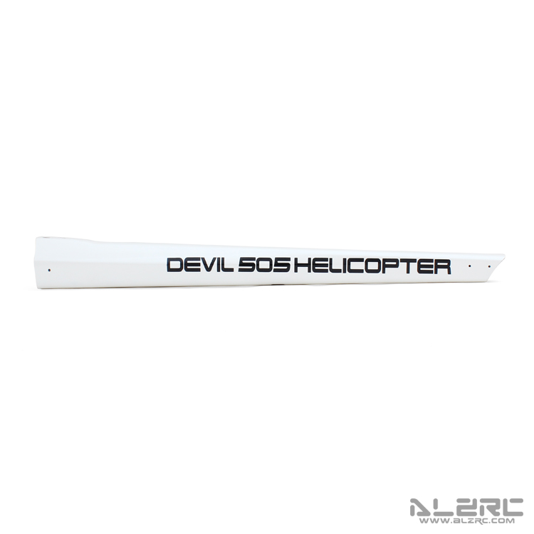 ALZRC - Devil 505 FAST Carbon Fiber Painting Tail Boom - P-A
